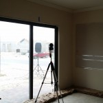 Acoustical Field Testing of a Sliding Glass Door (OITC)