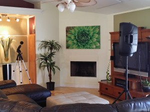 ASTC Tests in a Residence